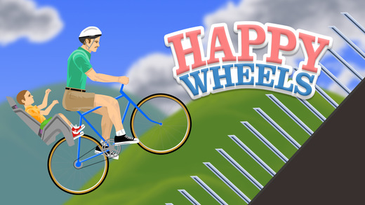 Happy Wheels: The Ultimate Review